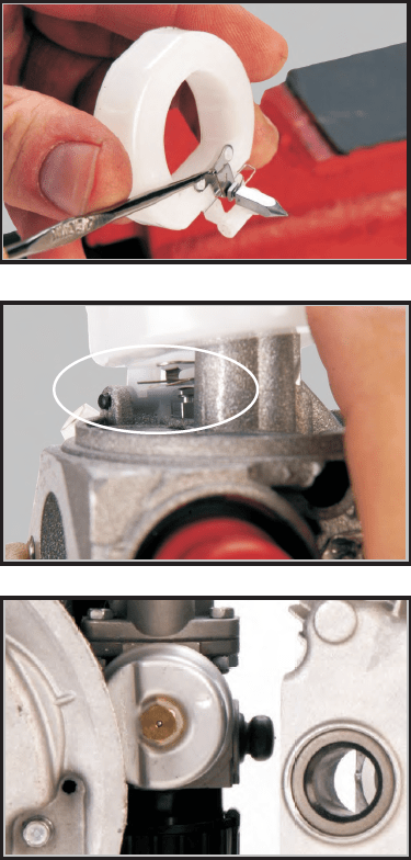 tecumseh 8 hp carburetor diagram basic house wiring carb cleaning steps 17 19