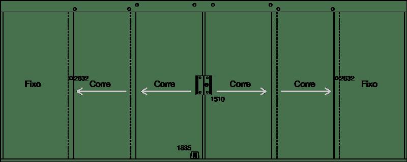 Tec-Vidro VT6 Esquema