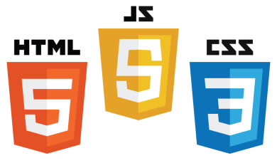 Image result for HTML5, CSS, and JavaScript.