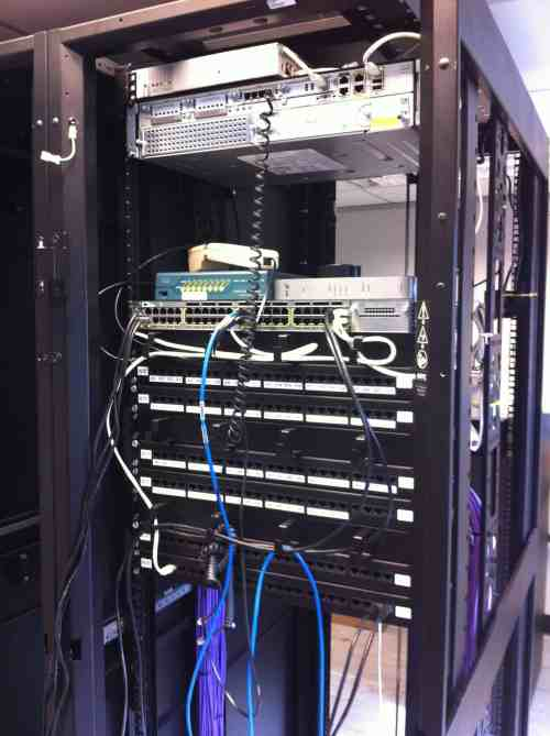 small resolution of structured cabling installation