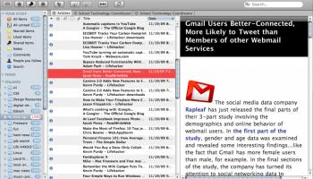 GRUML Reader screenshot