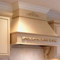 Custom Kitchen Cabinetry Small Island Wood Range Hoods – Tedd Wood, Llc