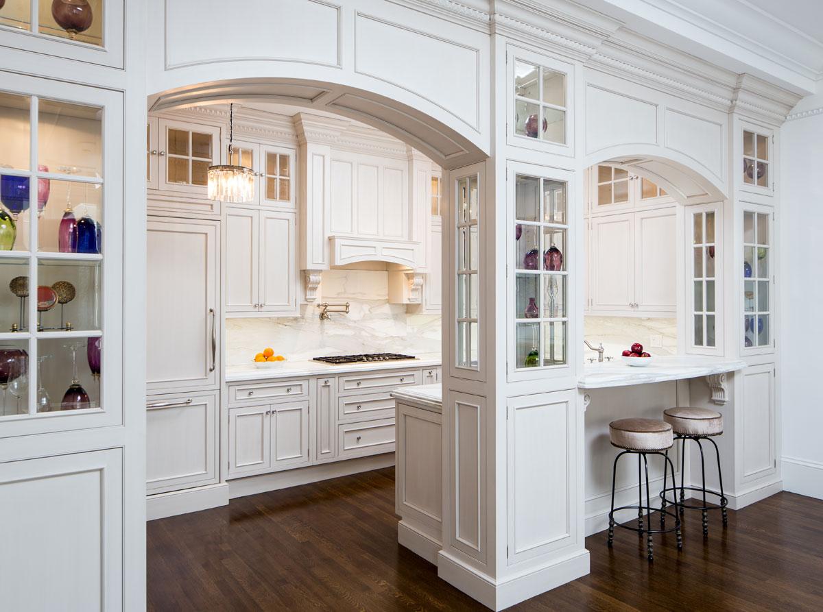 Custom Vs SemiCustom Cabinetry  Tedd Wood LLC