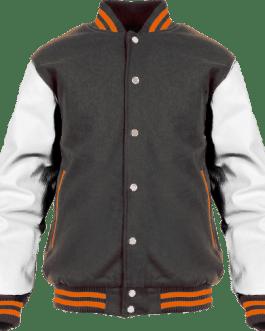 Teddy Original – Manches cuir et corps en laine