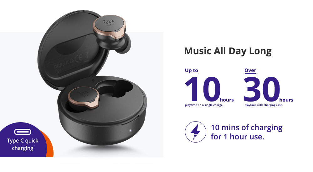 music all day long with apollo tronsmart