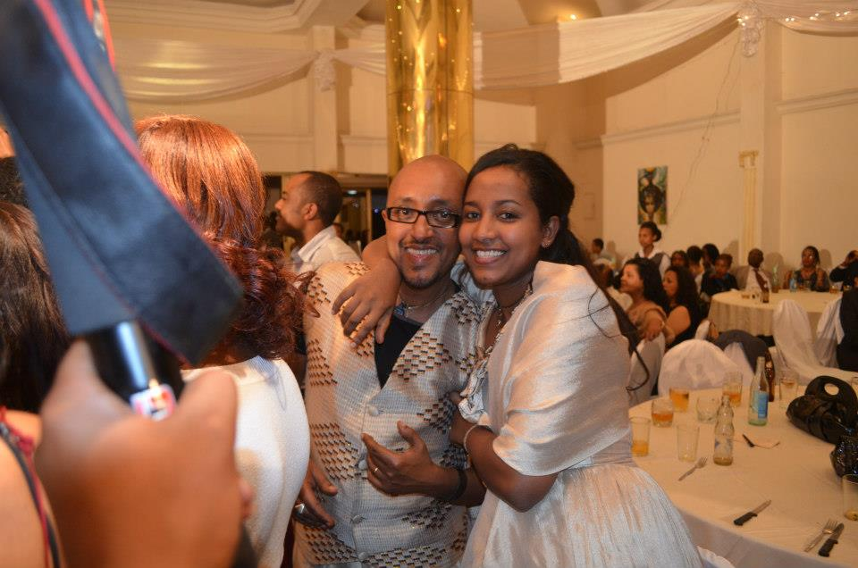 Teddy Afro Wedding