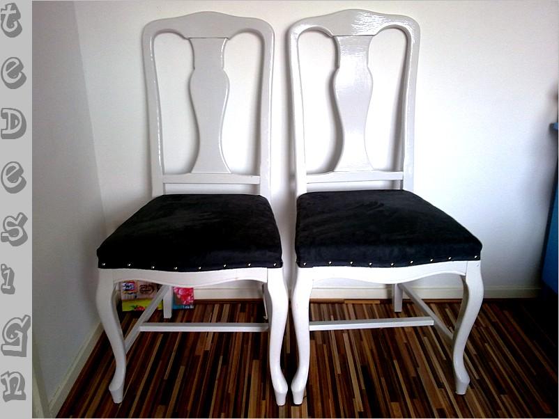 Goedkoop stoelen bekleden  Te Design