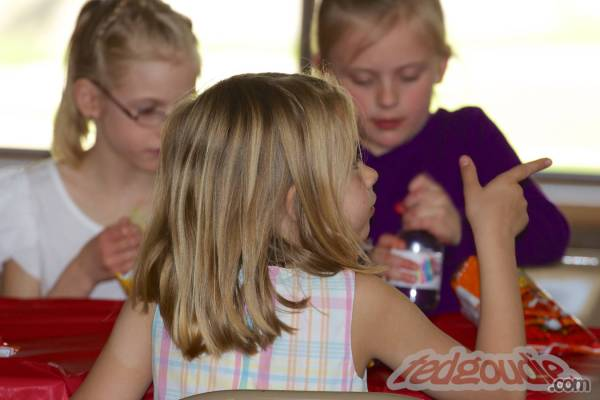 Aly's 7th Birthday Party