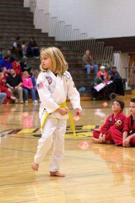 Chan's Tae Kwon Do Tournament
