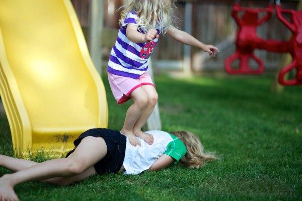 Backyard Fun May 2014