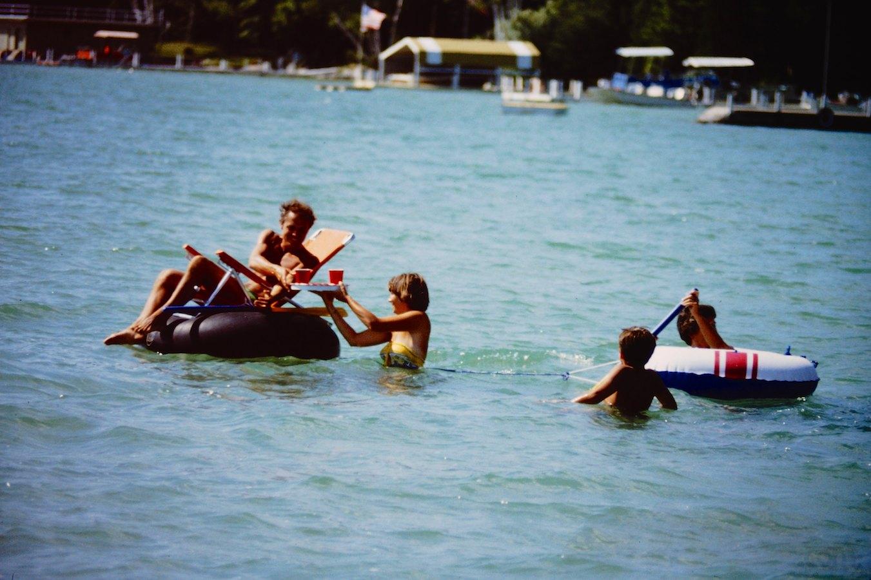 Walloon Lake 1980