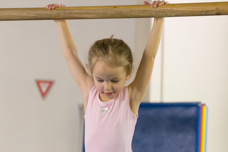 Leah Gymnastics