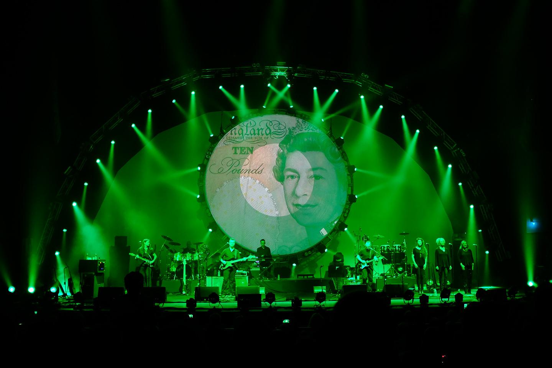 Brit Floyd Concert 2015
