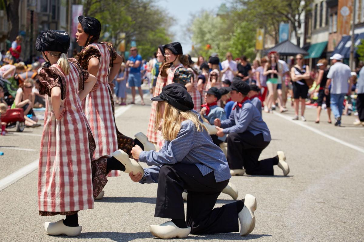 Kinder Parade 2015
