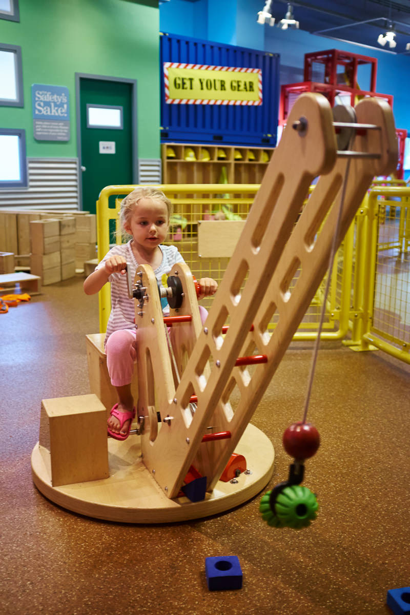 Upstate Children's Museum