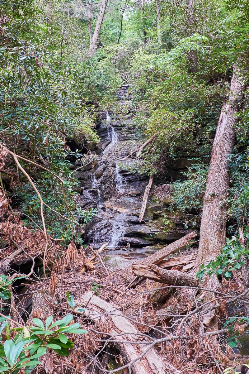 Mills Creek Falls