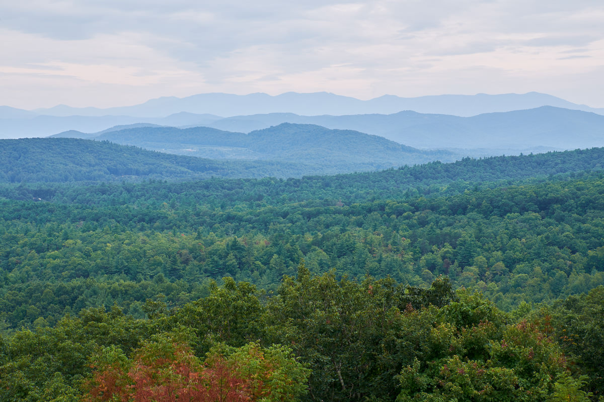 Bear Den Overlook, Blue Ridge Parkway