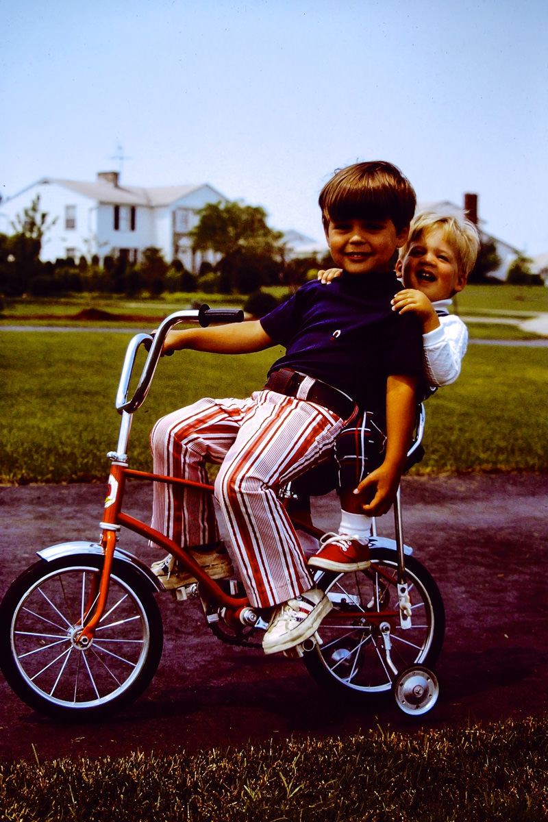 September 1972: Dickey, Doug