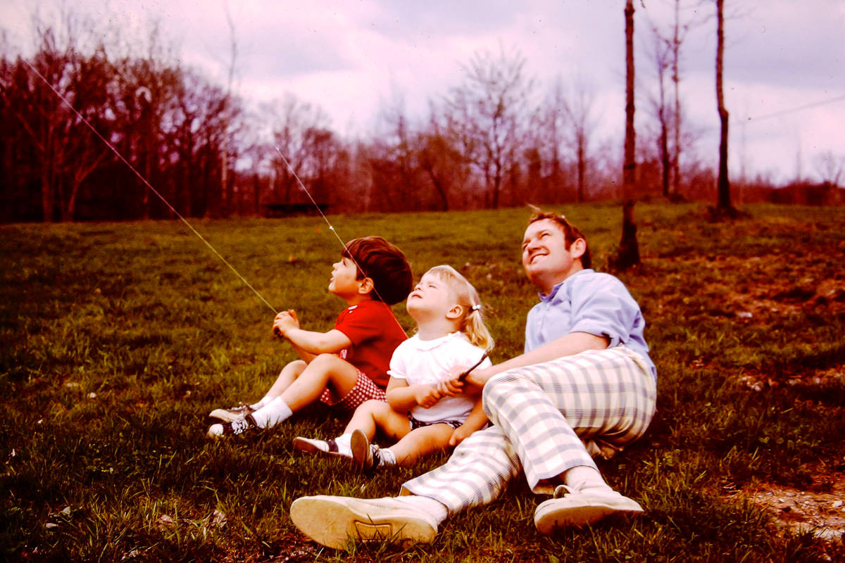 1973: Dickey, Jenny, Bill