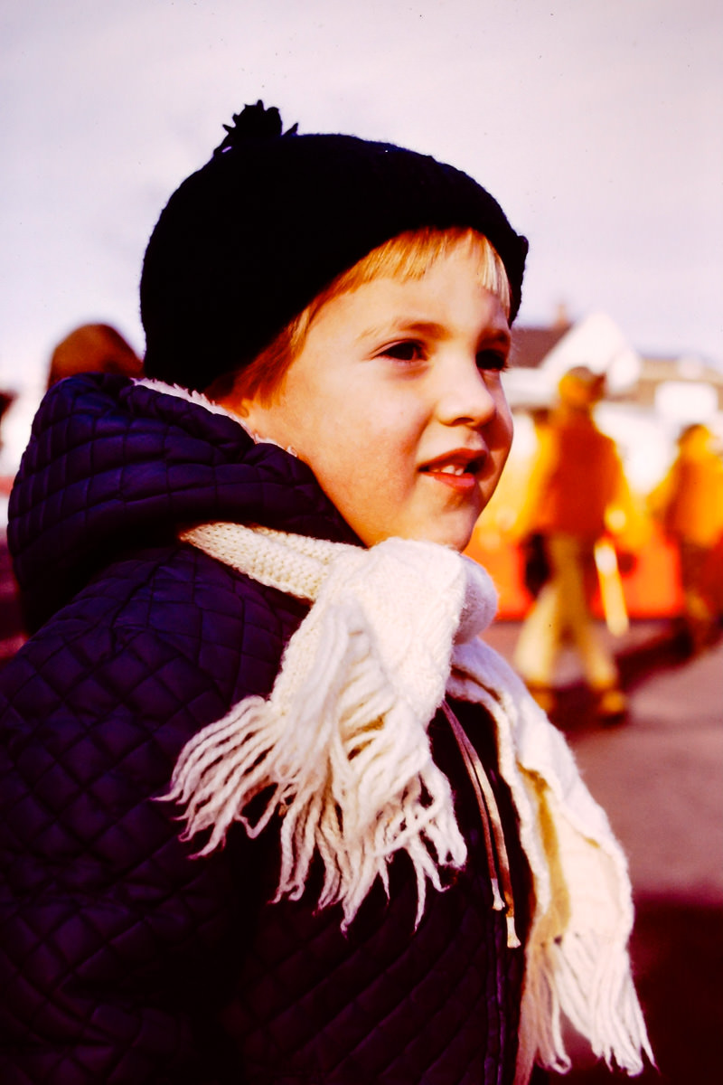 1973: What is Doug waiting to see in the parade?