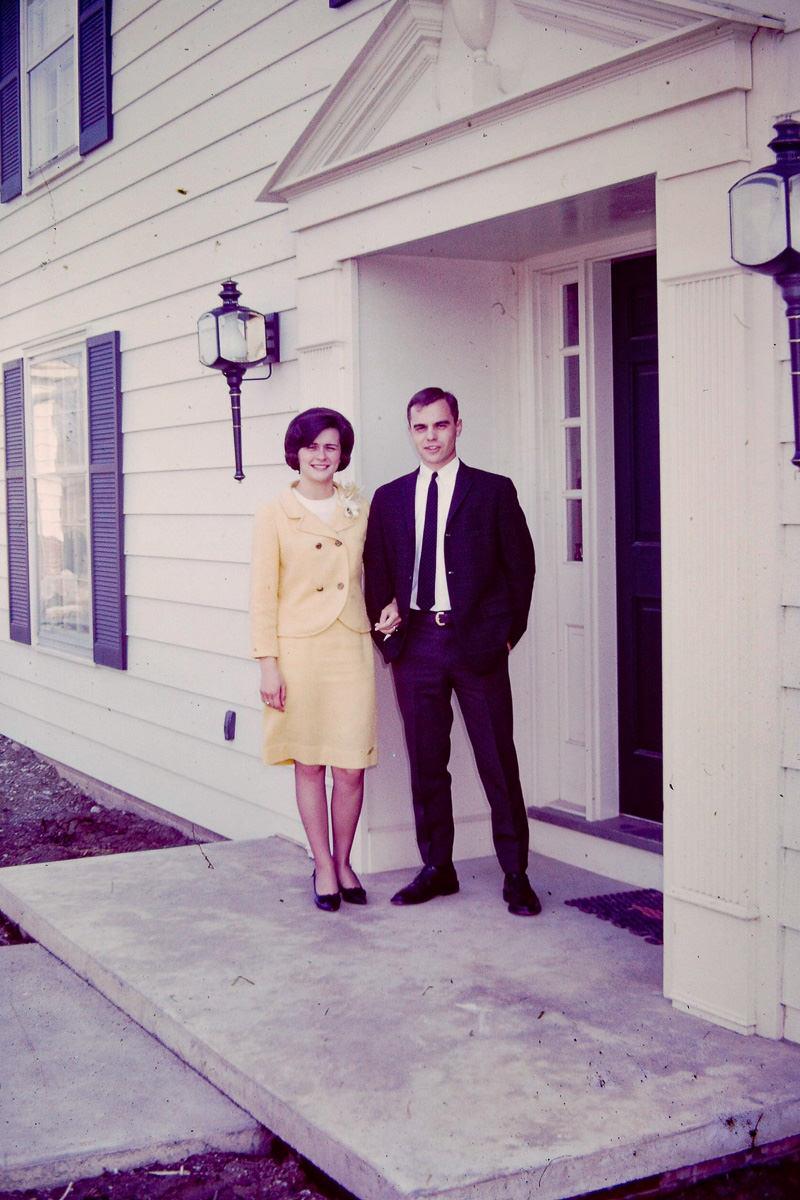 1966: Mary Lou, Dick Baker