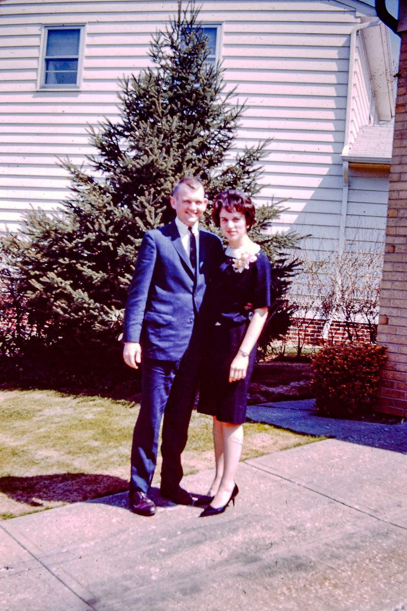 1963: Bill, Jan