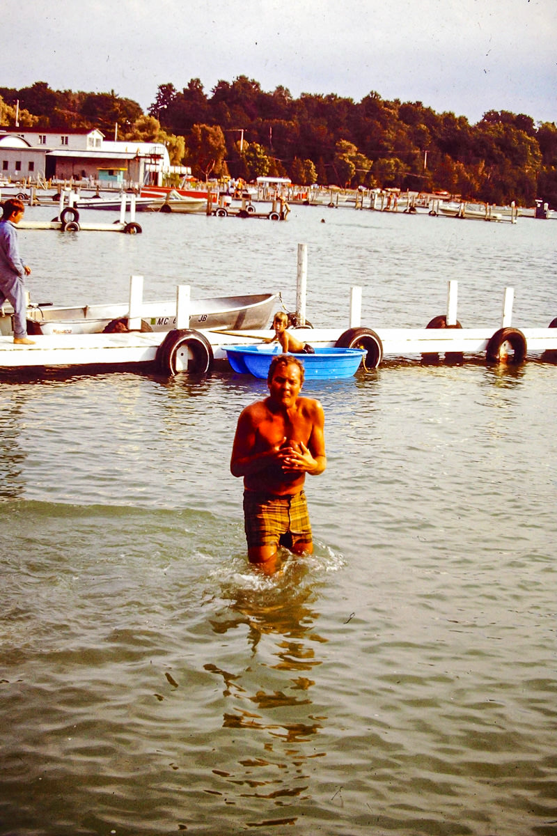 Walloon Lake 1974: Jim