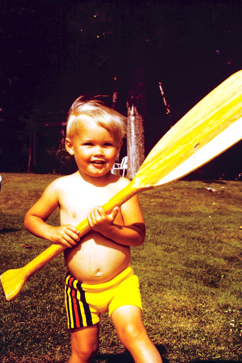 Walloon Lake 1974: Greg