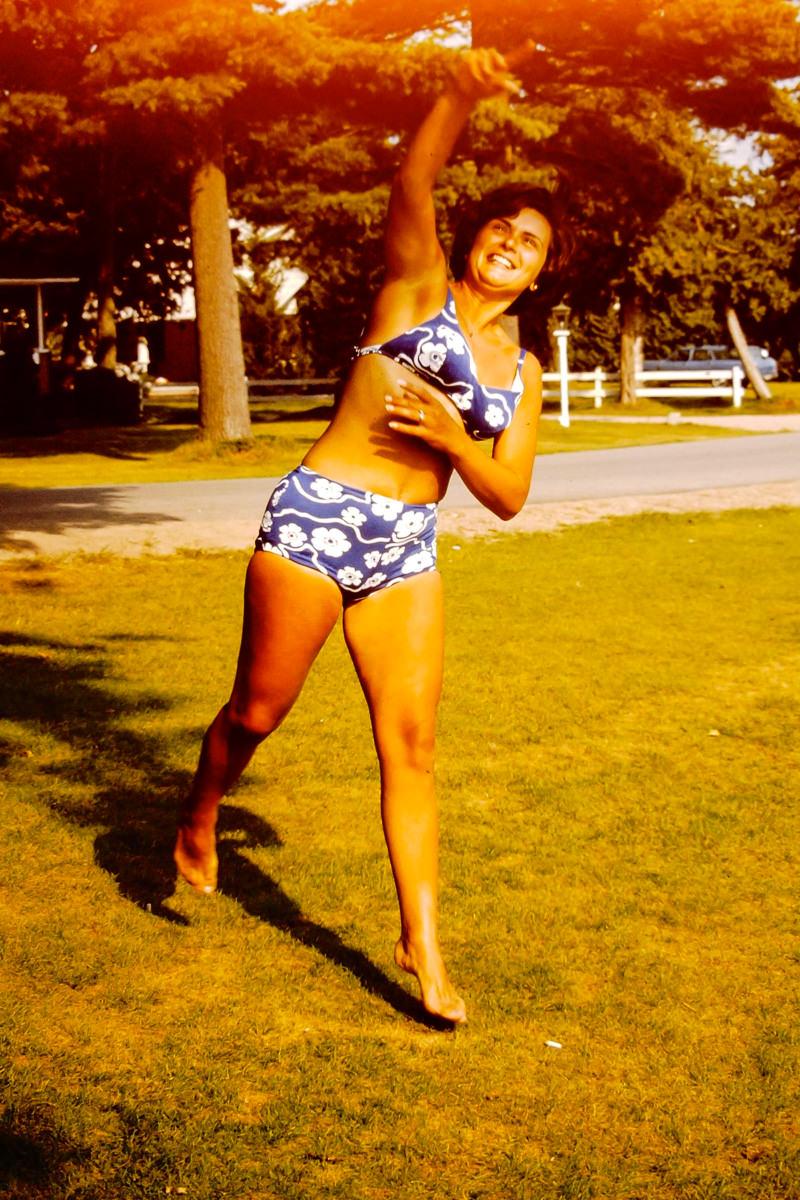 Walloon Lake 1974: Mary Lou