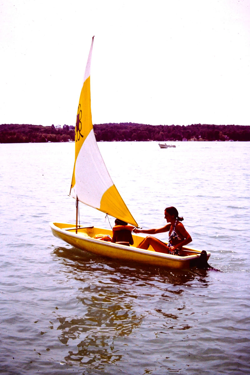 Walloon Lake 1974: Doug, Jan