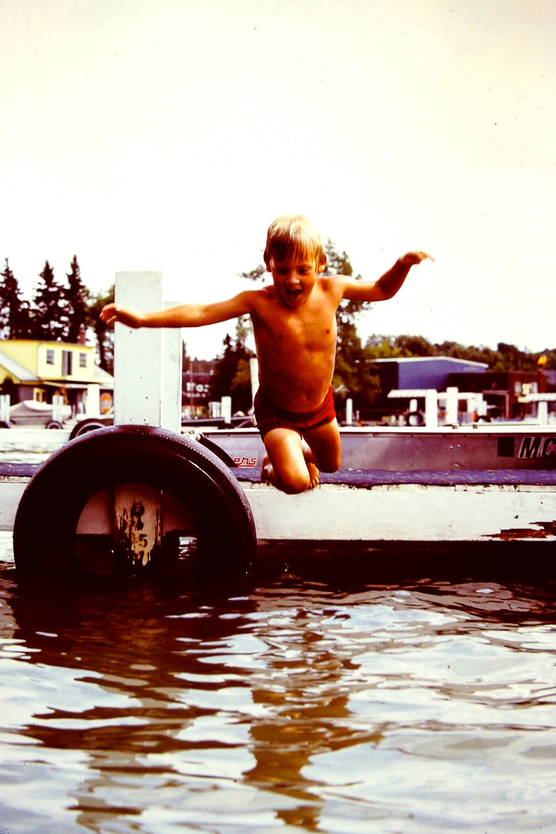 Walloon Lake 1974: Doug