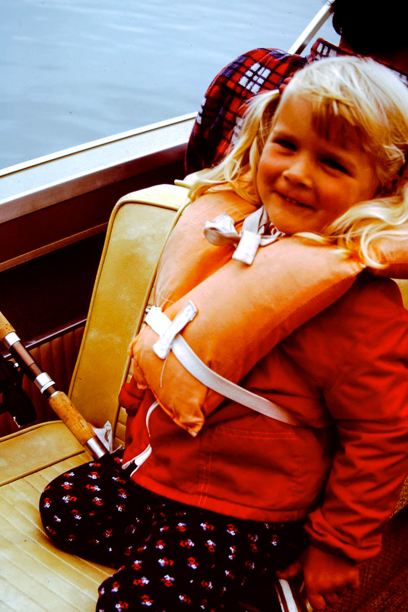 Walloon Lake 1974: Jenny