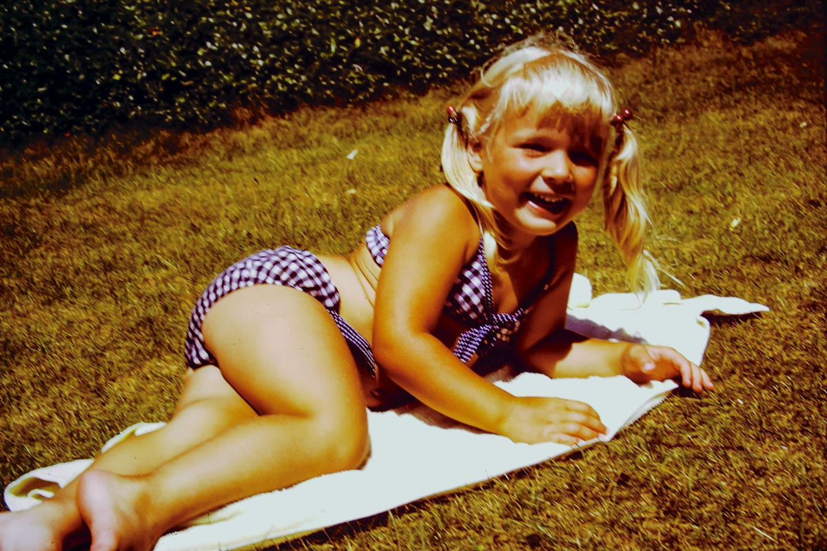 Walloon Lake 1974: Jen