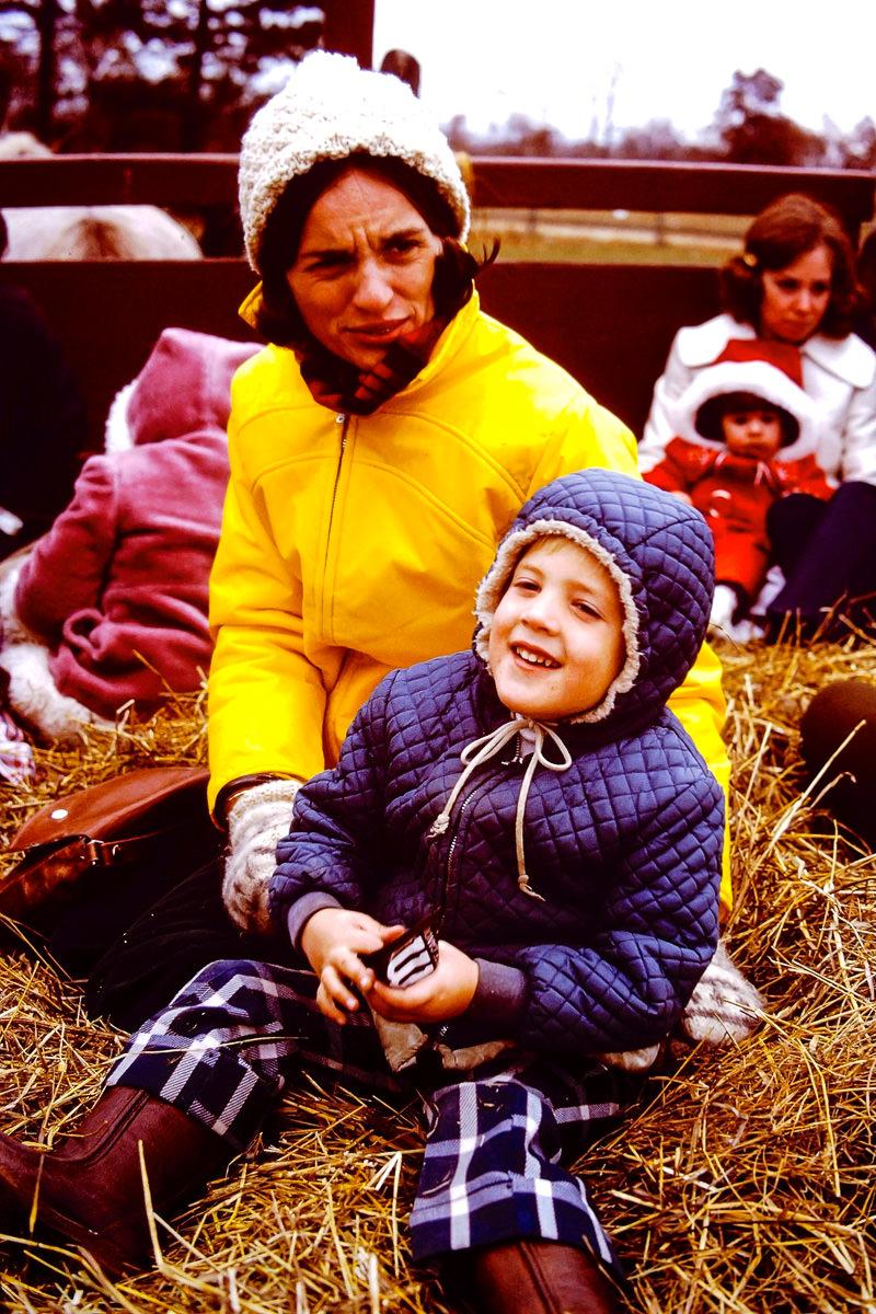 1974: Jan, Doug