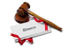 a divorce lawyer