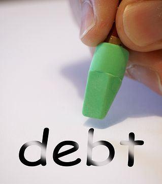 slogan for debt