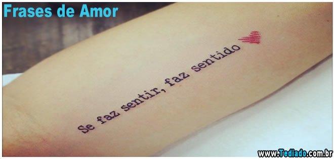 Frases Para Tatuagens Femininas Tumblr