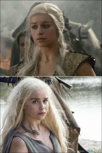 Game Of Thrones Antes E Depois Dos Personagens Blog Tediado