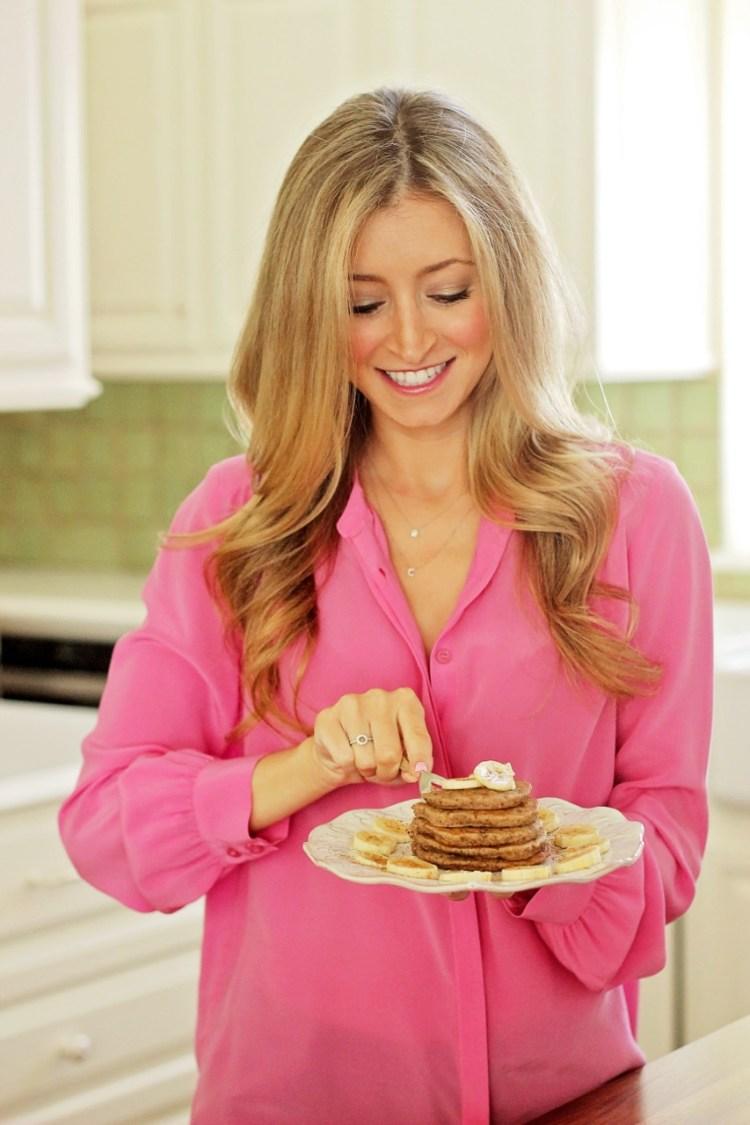 Cutting Pancakes-LARGE