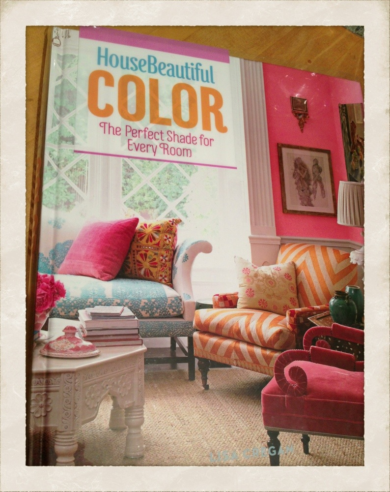 House Beautiful Color Ted Kennedy Watson