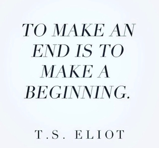 Ts Eliot Quotes | A T S Eliot Sunday Quote Ted Kennedy Watson