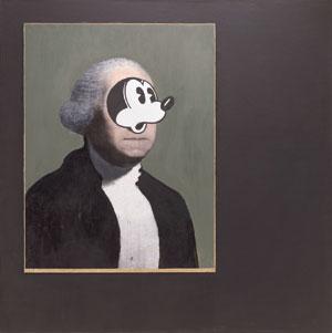 'Mr. President,'Llyn FoulkesSanta Barbara Museum of Art photos