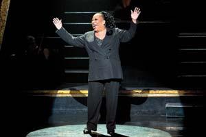 "Roz Ryan stars as Matron ""Mama"" Morton in the Tony Award-winning hit musical ""Chicago."" Jeremy Daniel"