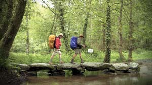 """""""Walking the Camino: Six Ways to Santiago"""" is an up-close look at the ancient spiritual pilgrimage known as the Camino de Santiago, or Way of St. James. Since the 9th century, millions have embarked on this pilgrimage across northern Spain."""