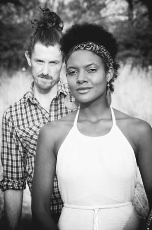 JT Nero and Allison Russell are the couple at the heart of the Birds of Chicago collective. Courtesy photo