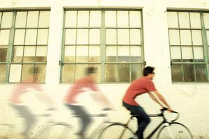 """A quick bike ride through Santa Barbara's Funk Zone highlights some of the most popular spots in the film """"Santa Barbara Funk Zone Ride."""""""