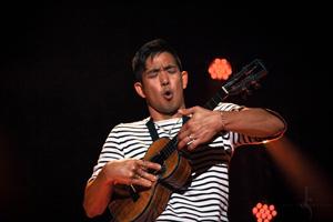 """""""Jake Shimabukuro: Life on Four Strings,"""" the story of the Honolulu-born ukulele player, is a treat. Courtesy photo"""