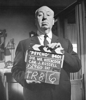 Alfred Hitchcock Margaret Herrick Library photos