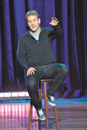 Mike Birbiglia stars in a one-hour comedy special Joshua Massre photo