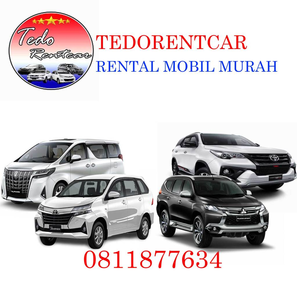 PRICE LIST TEDORENTCAR